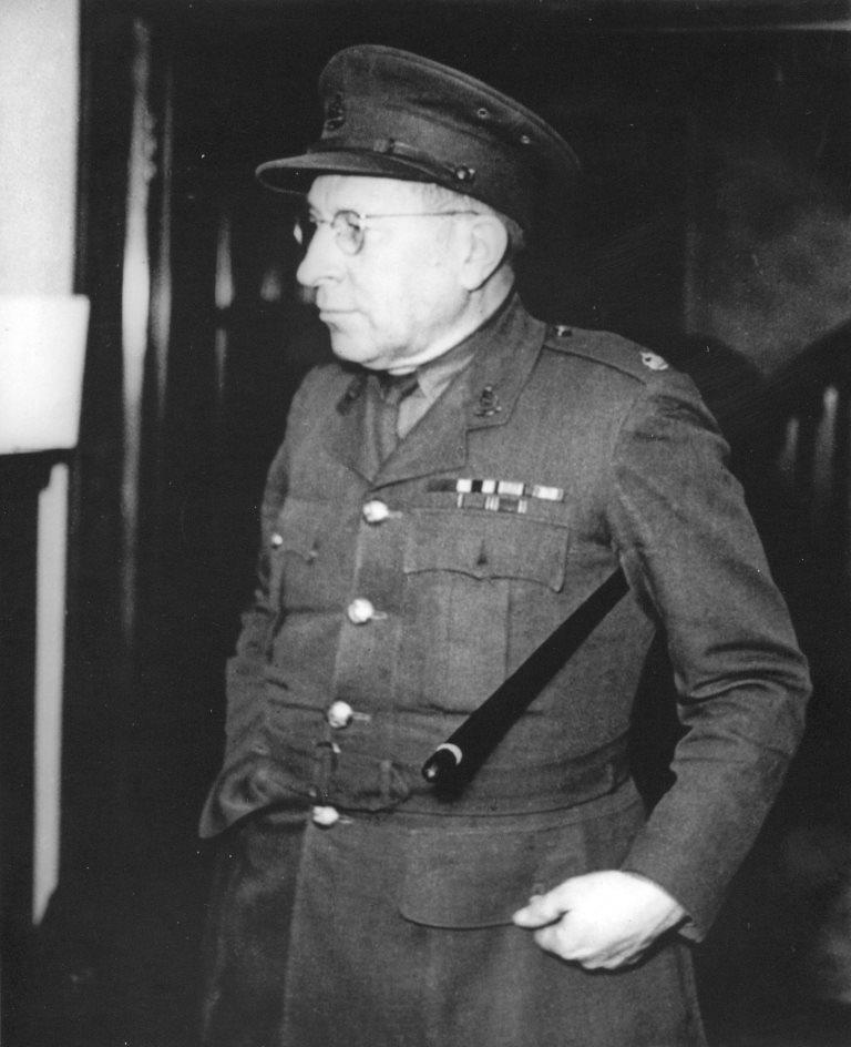 21 February 1941 worldwartwo.filminspector.com Major Frederick Banting