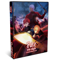 Ver Online Fate/stay night: Unlimited Blade Works