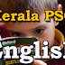 Kerala PSC Online Practice Question - English 1