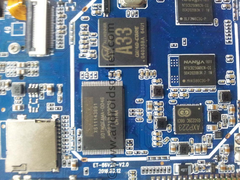 allwinner a33 firmware