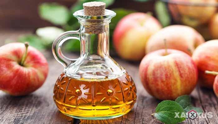 Cara mengeluarkan ulat gigi dengan cuka sari apel