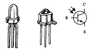 ترانزستورات ضوئية بثلاثة اطراف