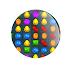 Candy Crush - Botton (#CC002) - 3,8 cm