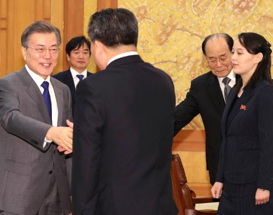 Kim Jong Un invites South Korean President to Pyongyang for the first time in 11-years