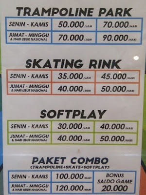 Membakar Lemak di Fun and Fit Trampolin park
