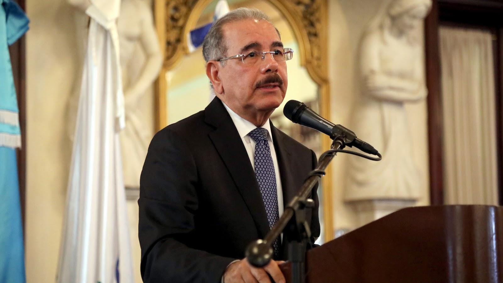 VIDEO: Danilo Medina: 2020 registro oportuno para todos los nacimientos