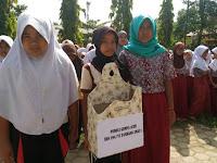 Aksi Mulia Anak SD Jambi, Relakan Uang Jajan untuk Korban Gempa Aceh