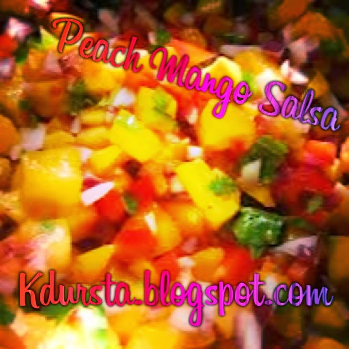 peach mango salsa recipe
