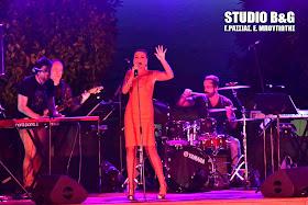 Συναυλία της Νίνα Λοτσάρη στο Άργος (βίντεο)
