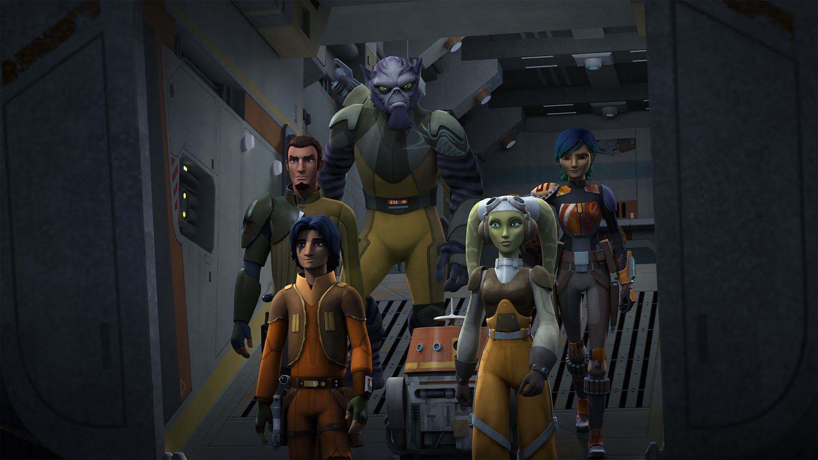 Star Wars Rebels Gets A Third Season