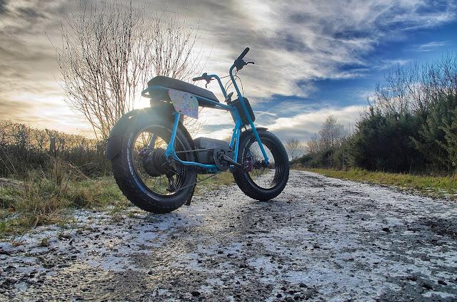 Glenn Coast Cycles Buzzraw
