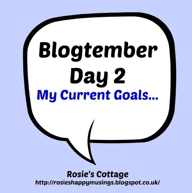 Blogtember day Two