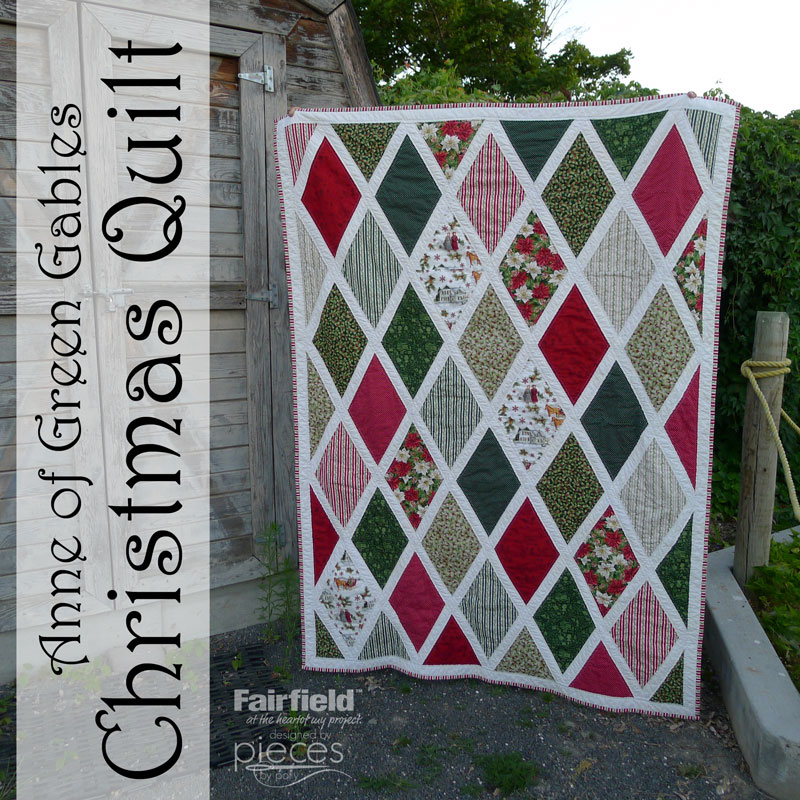 Pieces By Polly Anne Of Green Gables Christmas Quilt Free