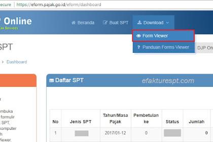 Sebelum e-Form Download Viewer Dahulu