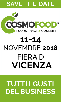 cosmofood fiera vicenza