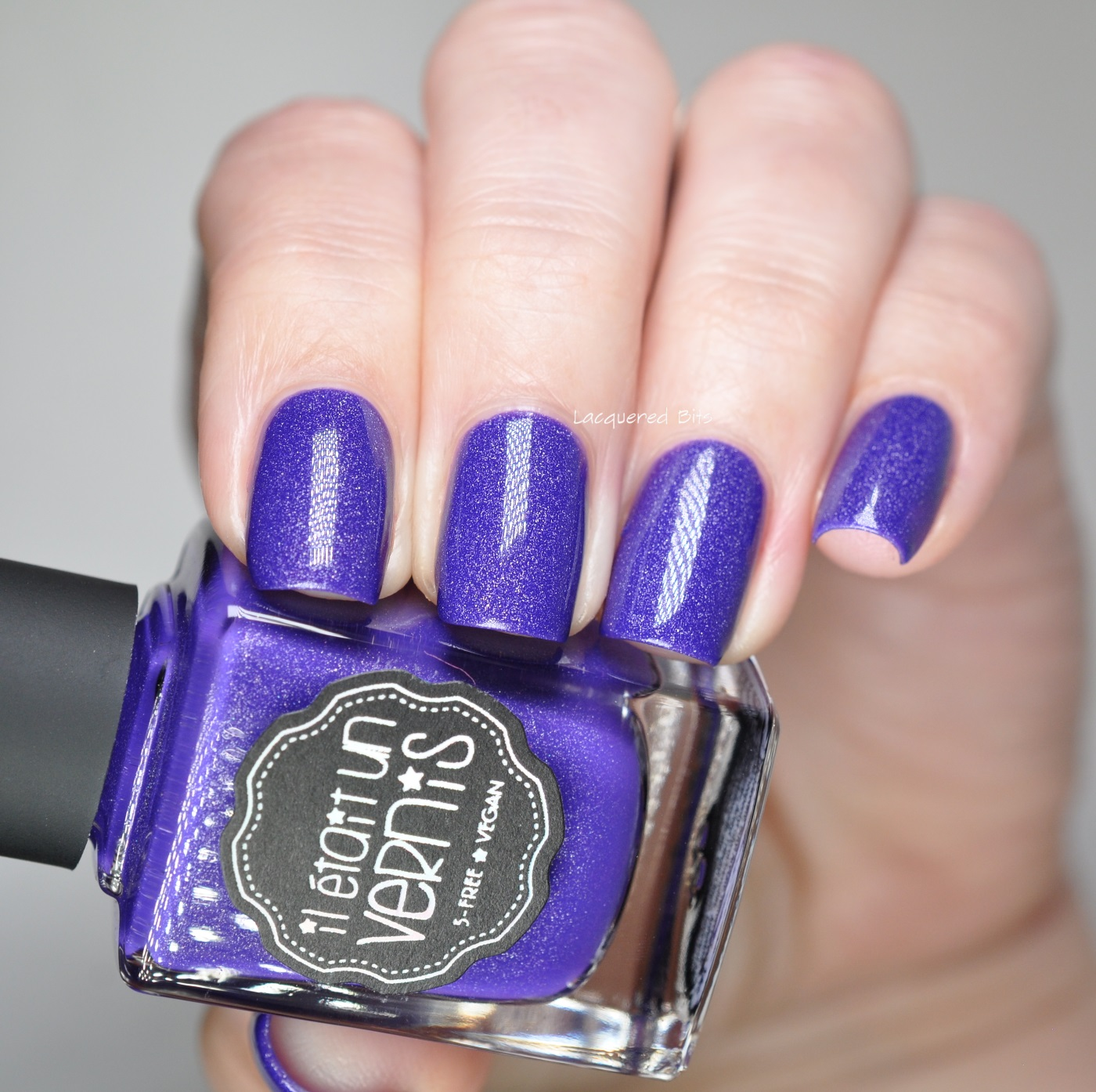 Born To Be Rad - Il Etait Un Vernis Welcome To Paradise