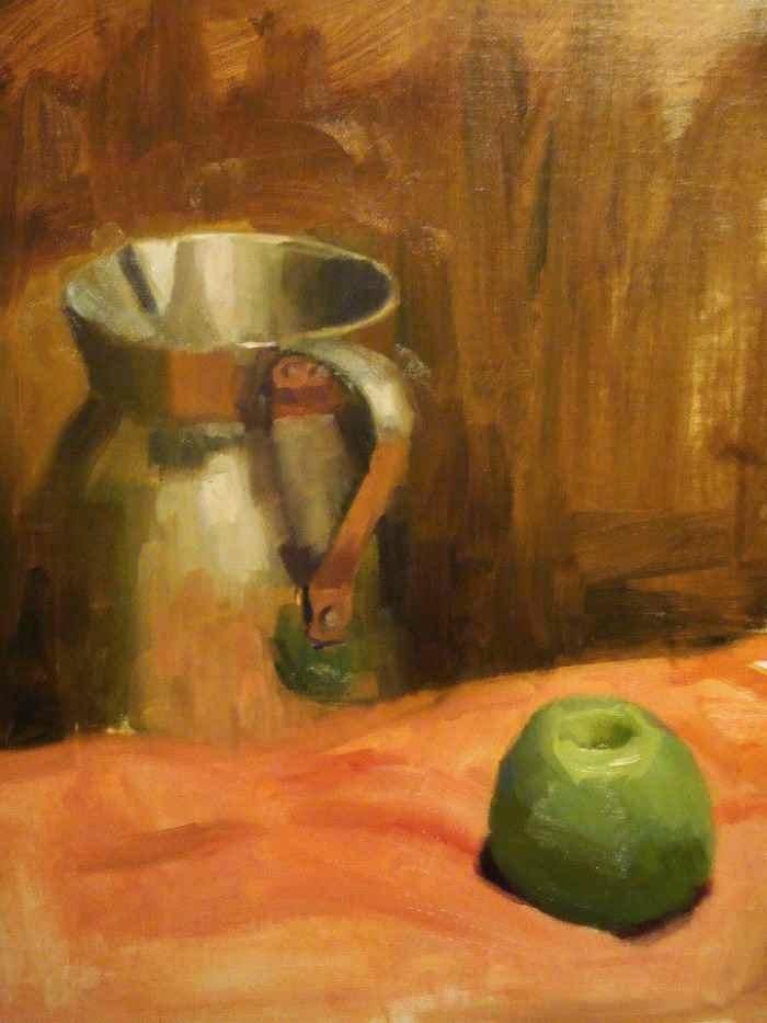 Современный аргентинский художник. Guido Mauas