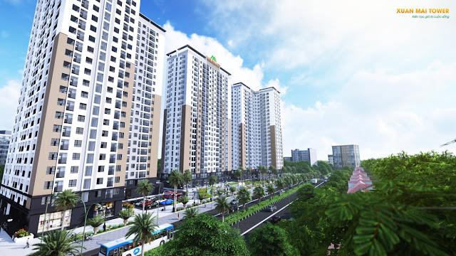 Xuân Mai Tower - biểu tượng mới của Thanh Hóa