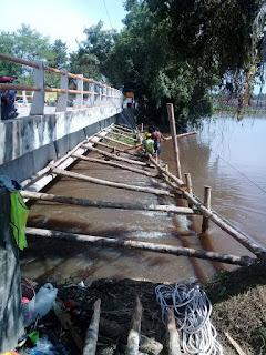Ini Solusi Pemkab OKI & Waskita Untuk Atasi Banjir