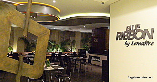 Blue Ribbon, restaurante do Best Western Plus 93 Park Hotel, Chapinero, Bogotá