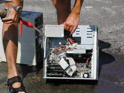 How to Cool your Pc Funny pic