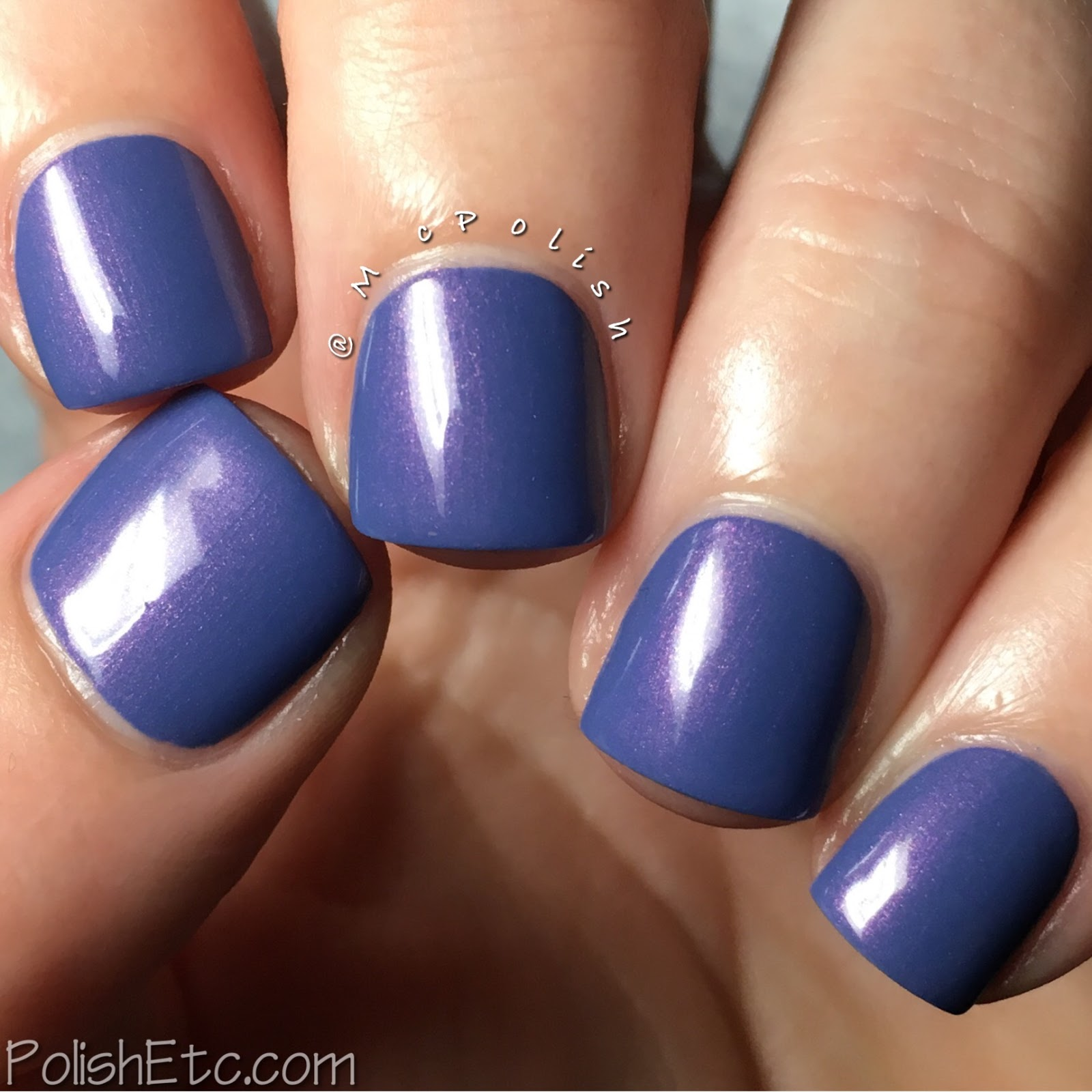 KBshimmer - Nauti by Nature Collection - McPolish - Got It Sandaled