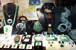 Expensive and gem quality jade shop in Singapore