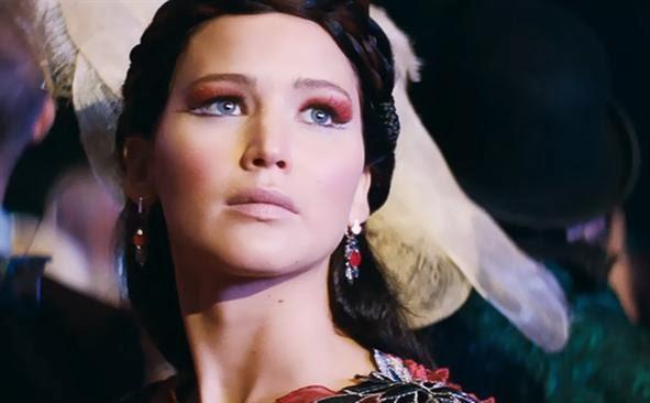 Sonya Ethel Makeup & Beauty: Katniss Everdeen (Catching ...
