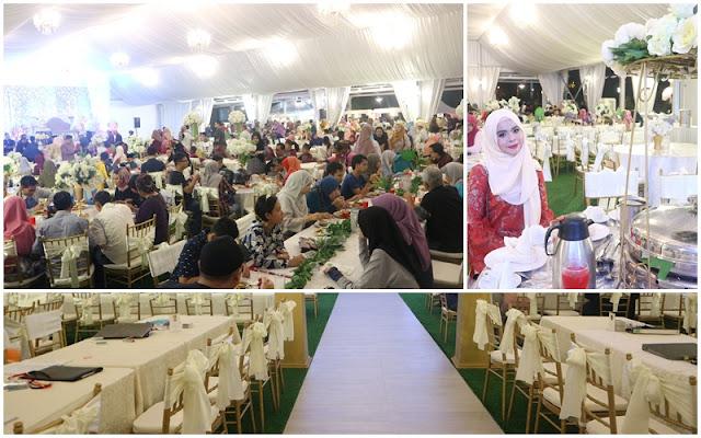 Lugar De La Boda, Dewan Perkahwinan Ala Taman di Puchong