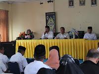 Kemenag Aceh Tengah Gelar Sosialisasi USBN PAI