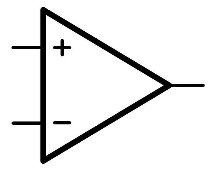 猛哥的軌跡: 運算放大器(OP)一次就上手