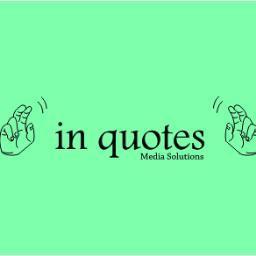 inquotes