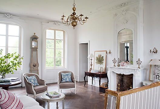 bergere chairs taupe upholstery french inspired room