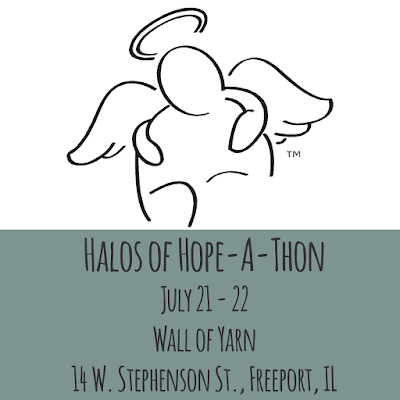 Halos of Hope-A-Thon