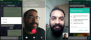 Whatsapp-Video Call feature Goes Live