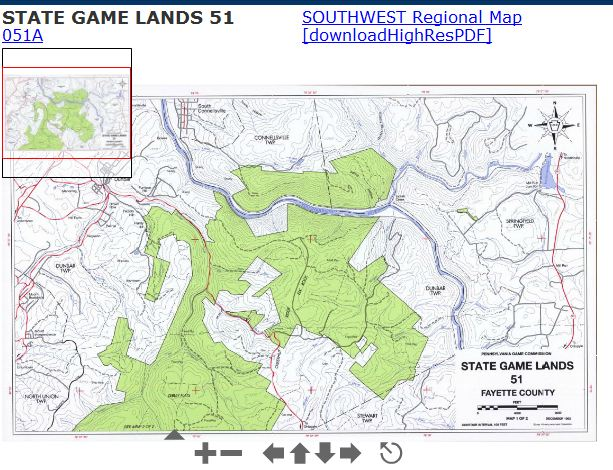 Accessible Hunter: Pa State Game Lands Maps on pennsylvania hunting map, pennsylvania fishing map, pa state map, pennsylvania parks map, pennsylvania golf courses map, pennsylvania state abbreviation, pennsylvania hiking map, pennsylvania game commission map, pennsylvania ohio map,