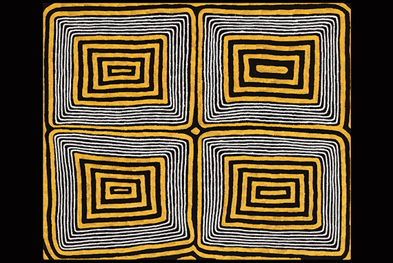 'Everywhen: The Eternal Present in Indigenous Art from Australia' at The Harvard Art Museums