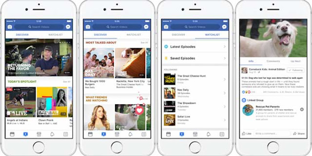 How is Facebook Watch Different from other Video Streaming Platforms: eAskme