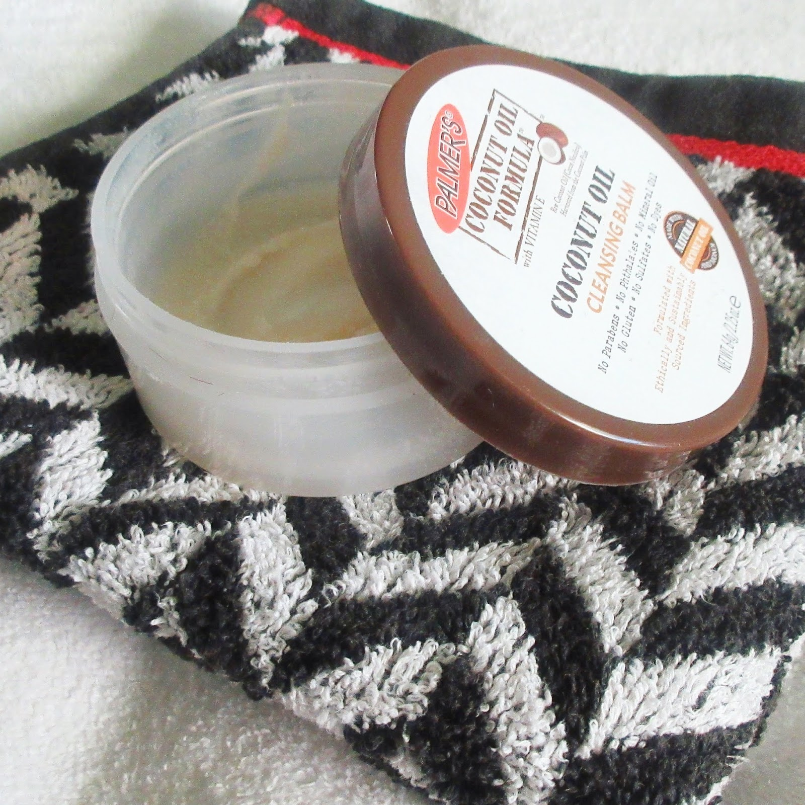 Palmer's Coconut Oil Cleansing Balm Review