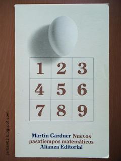 jarban02_pic075: Nuevos pasatiempos matemáticos de Martin Gardner
