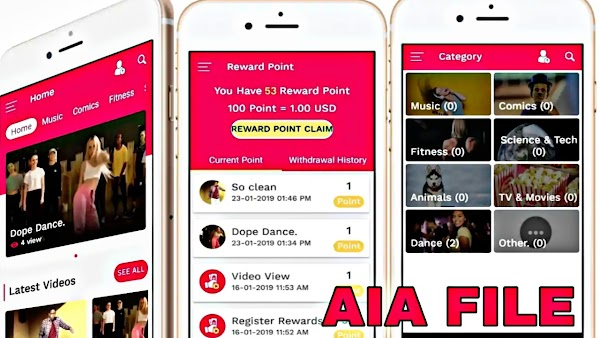 High Quality WhatsApp video status with reward points earning part