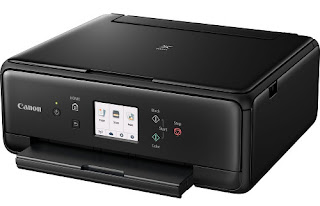 annoyed me without cease amongst the fault message B Canon Pixma TS6055 Driver Download