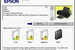 Cara Reset Ink Level L100, L110, L120, L200, L210, L800 Tanpa SN / ID Tinta