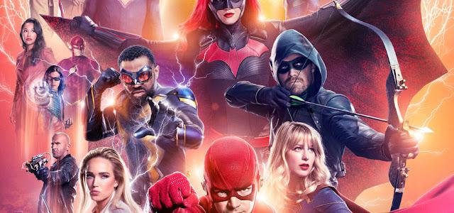 O 'Arrowverse' é renomeado para 'CWverse' em uma nova propaganda de 'Superman & Lois'