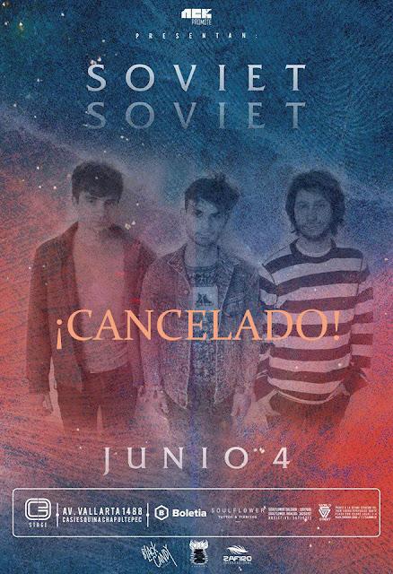 Soviet soviet    Cancelado