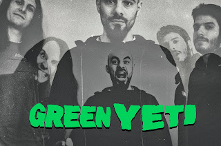 'Green Yeti' band photo