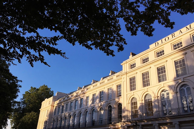 Regent's Park in summer - UK lifestyle blog