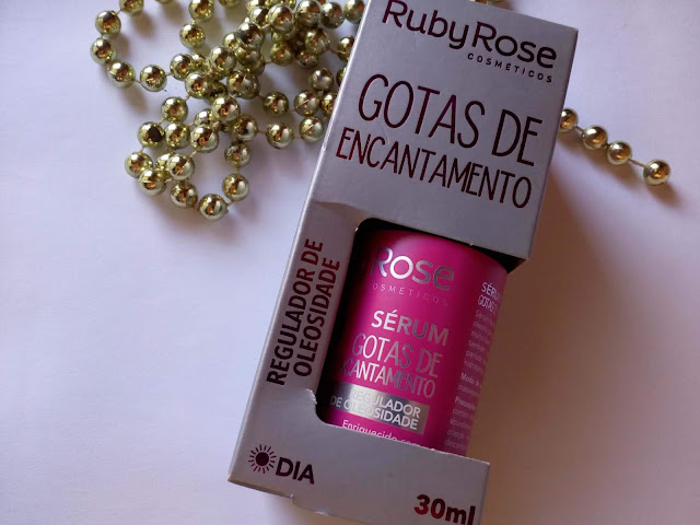 Sérum Facial Gotas de Encantamento Ruby Rose