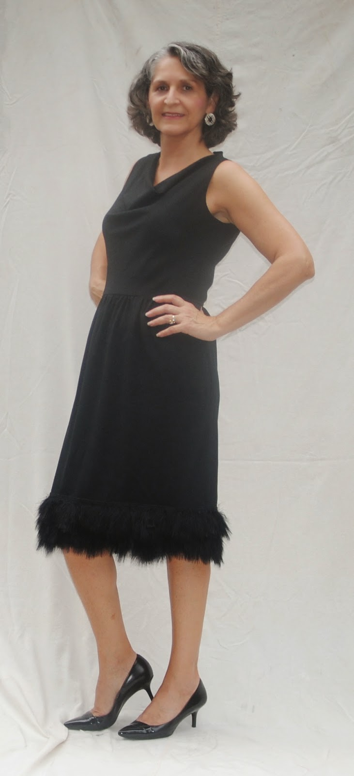 Sewtawdry Little Black Dress Challenge