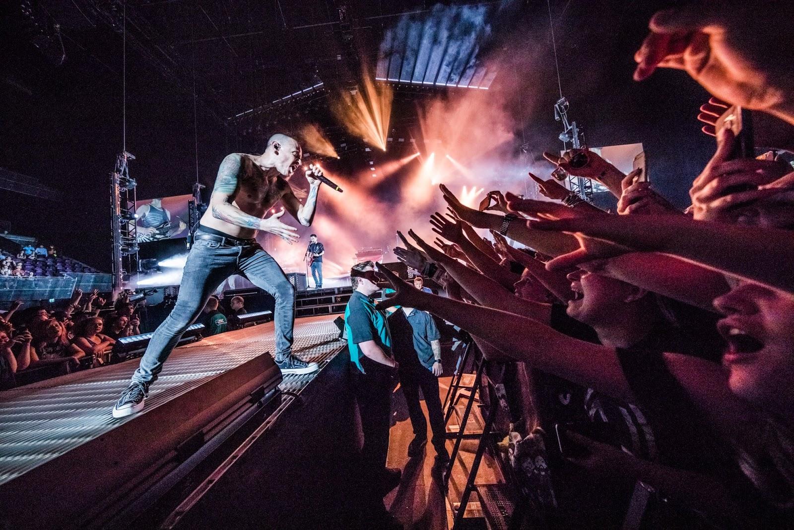 Linkin Park Tour Dates California